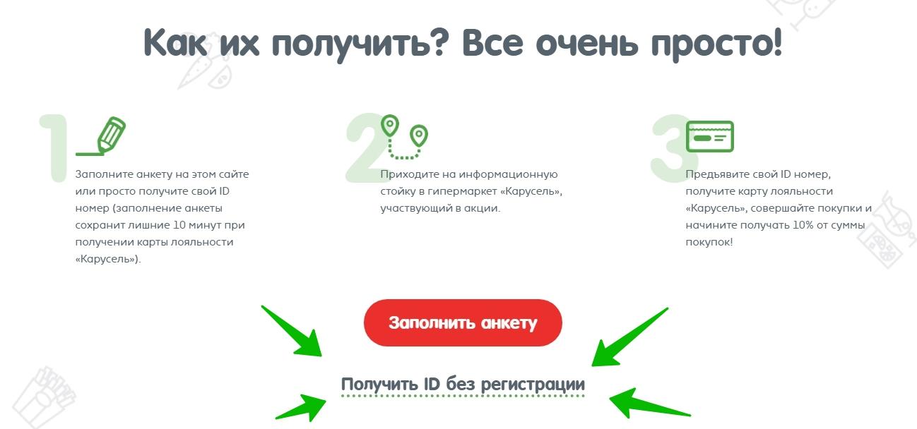 Получить бонусную карту по почте белинвест банк потребительский кредит